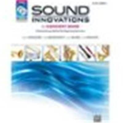 Alfred Sound Innovations for Concert Band- Book 1 - Music Book(ALFRD24622)