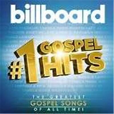 E1 - Koch Entertainment Audio CD-Billboard 1 Gospel Hits, 2 CD(ANCRD70125)