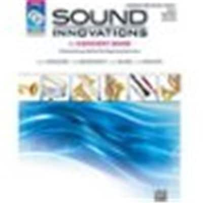 Alfred Sound Innovations for Concert Band- Book 1 - Music Book(ALFRD24640)