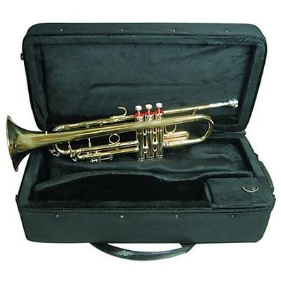 Mirage B Flat Brass Trumpet with Case(MNMM0055)