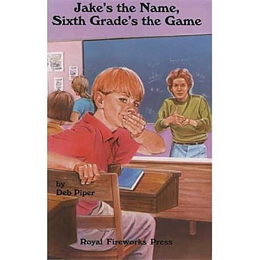 Cicso Independent Jakes The Name- Sixth Grades The Game (Hrsc084)