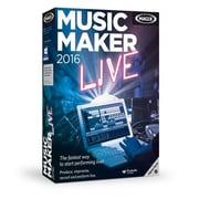 Magix Cs Music Maker Live 2016 (Nv8126838)