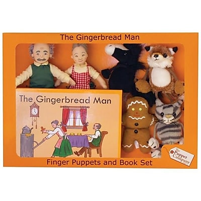 The Puppet Traditional Story Sets The Gingerbread