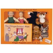 The Puppet Traditional Story Sets The Gingerbread Man (Edre53394)