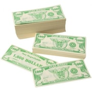 Us Toy 1000 Pack Of Play 1000 Dollar Money Bills - 7 Per Bags (Ustcyc173930)