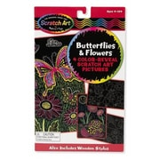 Melissa And Doug Color-Reveal Pictures - Butterflies & Flowers (Mlssand1276)