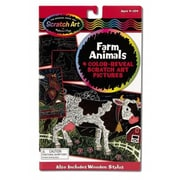 Melissa And Doug Color-Reveal Pictures - Farm (Mlssand1278)