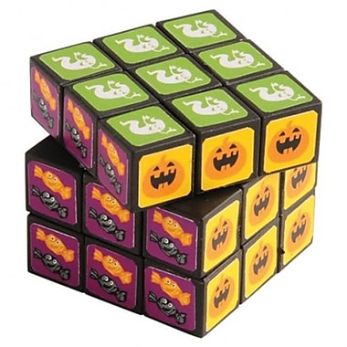 Us Toy Halloween Puzzle Cubes - 12 Per Pack - Pack Of 5 (Ustcyc173895)