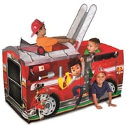 Playhut Paw Patrol Marshall Fire Truck Playhouse - 54.5 X 56 X 28 In. (Plyht045)