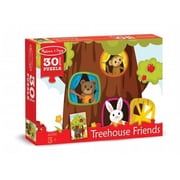 Melissa And Doug Tree House Friends Cardboard Jigsaw Puzzle, 30 Pieces (Mlssand1368)
