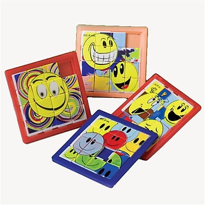 Us Toy Company Smile Slide Puzzles (16 Packs Of 12) (Ustyc0105) 23982496
