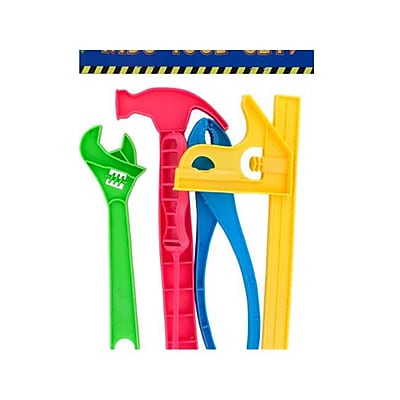 Bulk Buys Kids Tool Play Set - 48 Piece (Kolim78456) 23981648