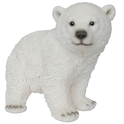 Border Concepts 83472 10.75 In. Standing Playful Polar Bear Figurine (Trval6655) 23981702