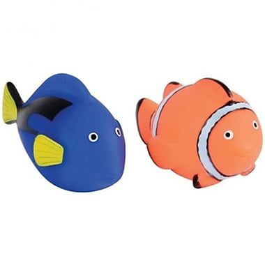 Us Toy Coral Reef Fish Squirt Toys - 12 Per Pack - Pack Of 10 (Ustcyc173412)