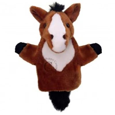 Puppet Company Carpets Glove Puppet, Horse -
