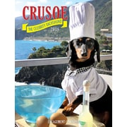 "2018 Willow Creek Press 6.5"" x 8.5"" Crusoe the Celebrity Dachshund Engagement Calendar (47447)"