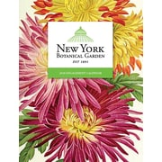 "2018 Willow Creek Press 6.5"" x 8.5"" New York Botanical Garden Engagement Calendar (47133)"