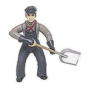 Bachmann Fireman With Shovel-G-Scale (Spws4214)