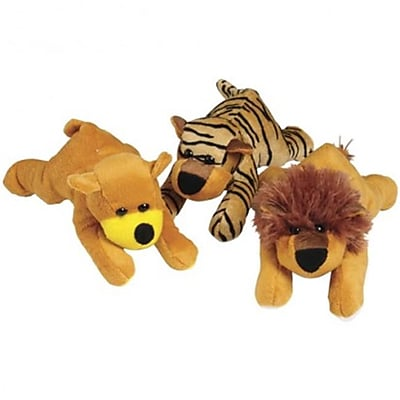 Us Toy Laydown Wild Animals - 12 Per Pack - Pack Of 2 (Ustcyc175506) 23982472