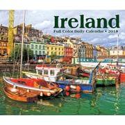 "2018 Willow Creek Press 4.25"" x 5.25"" Ireland Box Calendar (46815)"