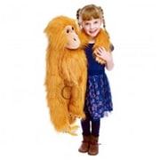 Puppet Company Large Primates Puppet, Orangutan - 30 In. (Puptc153)
