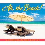 "2018 Willow Creek Press 4.25"" x 5.25"" Ah, The Beach! Box Calendar (46631)"