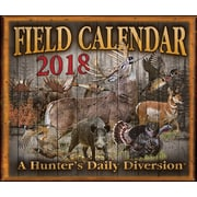"2018 Willow Creek Press 4.25"" x 5.25"" Field Calendar Box Calendar (46778)"