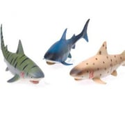Us Toy Toy Sharks - 12 Per Pack - Pack Of 3 (Ustcyc173175)