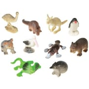 Us Toy 10 Piece Mini Australian Animals - 12 Per Pack - Pack Of 25 (Ustcyc173217)