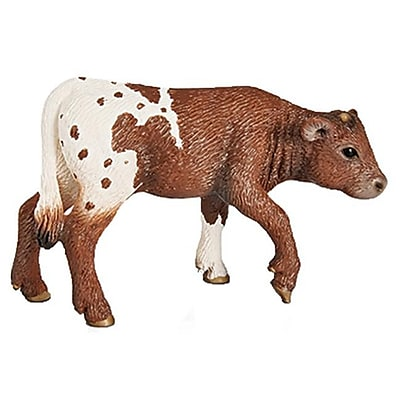 Schleich North America Texas Longhorn Calf Toy Figure (Trval101264) 23981763