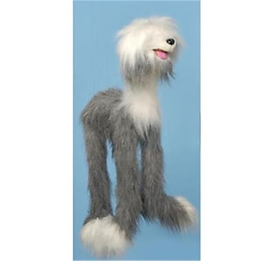 Sunny Toys 38 In. Four-Leg Sheepdog, Large Marionette (Snty522)