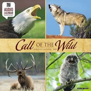 "2018 Willow Creek Press 12"" x 12"" Call of the Wild Wall Calendar (44378)"