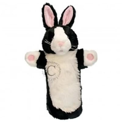Puppet Company Long-Sleeved Glove Puppet, Rabbit -