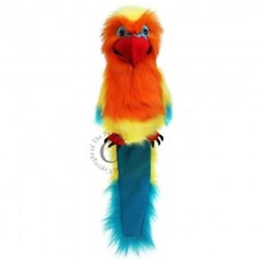 Puppet Company Large Birds Puppet, Love Bird - 29 In. (Puptc146)