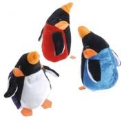 Us Toy Plush Bean Bag Emperor Penguins - 12 Per Pack - Pack Of 3 (Ustcyc175323)