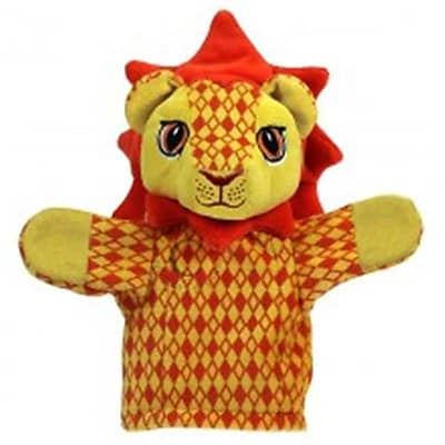 Puppet Company My Second Puppet, Lion -