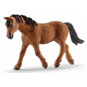 Schleich North America Bashkir Curly Mare Toy Figure - Brown (Trval97831)