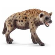 Schleich North America Hyena Figurine Toy Figure - Brown (Trval97833)