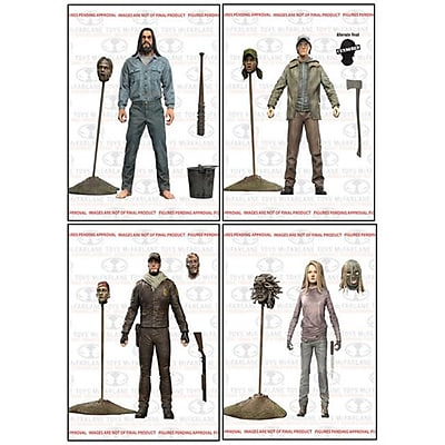 Caseys Walking Dead Comic Series 5 Figurines - Assortment, Case Of 12 (Casy139944) 23982242