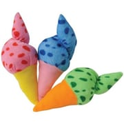 Us Toy Ice Cream Cone Plush - 12 Per Pack - Pack Of 5 (Ustcyc175160)