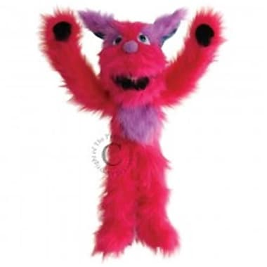 Puppet Company Monsters Puppet, Pink - 22 In. (Puptc198)