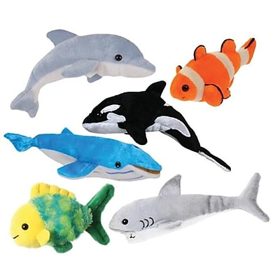 The Puppet Sea Life Finger Puppets, Set