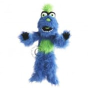 Puppet Company Monsters Puppet, Blue - 22 In. (Puptc196)