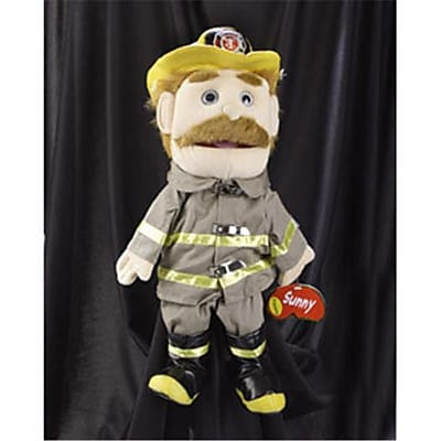 Sunny Toys 14 In. Dad Fireman, Glove