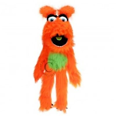 Puppet Company Monsters Puppet, Orange - 22
