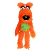 Puppet Company Monsters Puppet, Orange - 22 In. (Puptc197)