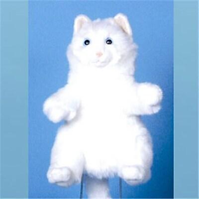 Sunny Toys 12 In. Cat - White,