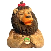 Celebriducks Cowardly Lion From The Wizard Of Oz Rubber Duck (Cbrd006)