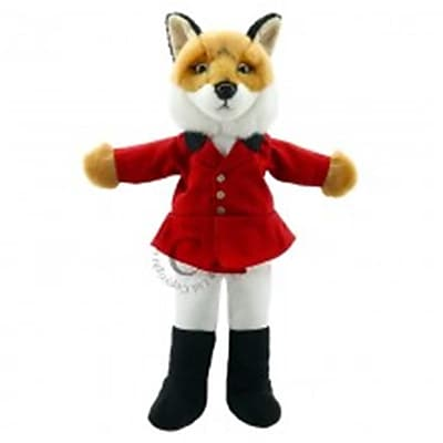 Puppet Company Dressed Animal Puppet, Fox -