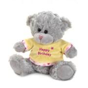 Home Locomotion Happy Birthday Bear (Swm12523)